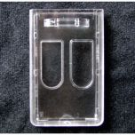 2 Sided Rigid ID Holder