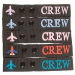 Crew Straps - Double-Snap 'Crew' Luggage Straps
