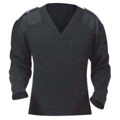 Rib Commando Sweater