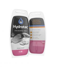 Hydrotac® Stick-on Bifocal Reading Lenses