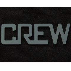 Steel Crew Bag Tag