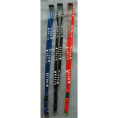 Delta Air Lines Shoestring Lanyard