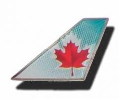 Air Canada Tail Pin
