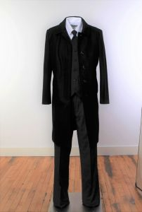 Wool Coat for Men