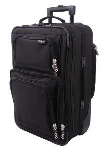 LuggageWorks Aurora 22'' Rolling Bag