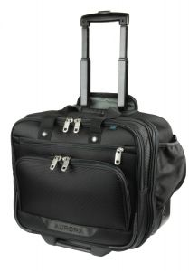 LuggageWorks Aurora Rolling Multi-Tote Bag