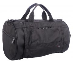 LuggageWorks Stealth Duffle Bag
