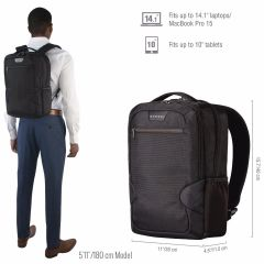 Studio Slim Laptop Backpack