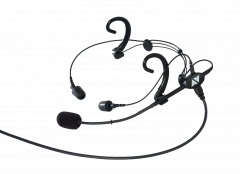Clarity Aloft™ TSO Certified Flex headset