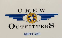 Crew Outfitters eGift Card