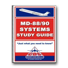 CDS MD88/90 SYSTEM STUDY GUIDE