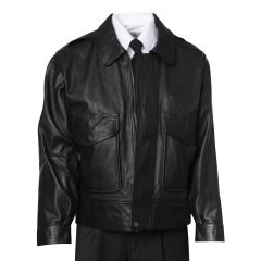Men's Wright Leather Jacket ( No Insulated Liner )