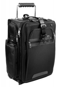 "Stealth Premier 22"" Rolling Bag Expandable Suiter"