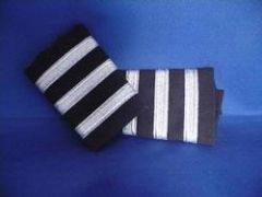 Crew Outfitters Epaulets - Captain