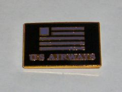 US Airways Flag Pin