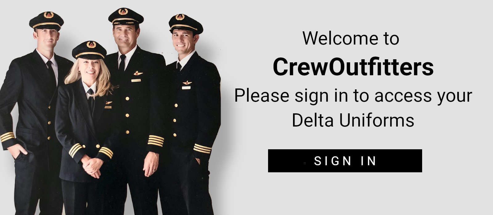 Welcome Delta Air Lines to CrewOutfitters